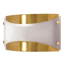 1 Light Energy Star  Wall Sconce