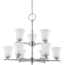 Teller 9 Light Chandelier