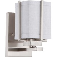 Logan 1 Light Energy Star Wall Sconce