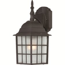 Adams 1 Light Outdoor Wall Lantern