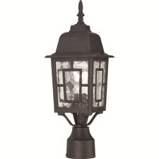 Banyon 1 Light Outdoor Post Lantern