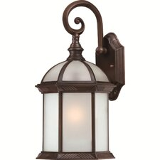 Boxwood 1 Light Outdoor Wall Lantern