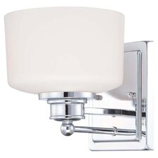 Soho 1 Light Bath Vanity Light