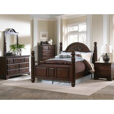 Freman ll 5 Piece Queen Bedroom Set
