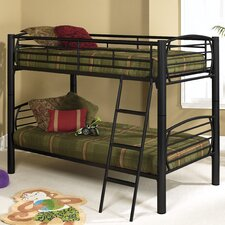 Bristol Twin Over Twin Standard Bunk Bed