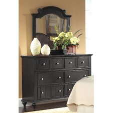 Collette 8 Drawer Dresser