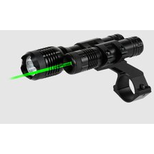 Green Laser Sight and Light with Mount