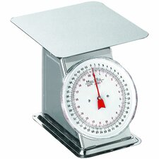 <strong>Weston</strong> 44 lbs Flat Top Dial Scale
