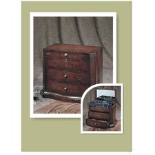 <strong>Accent Treasures</strong> Tuscany Jewelry Box