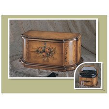 <strong>Accent Treasures</strong> Bouquet Jewelry Box