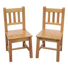New Mission Kid's Extra Chair (Set of 2)