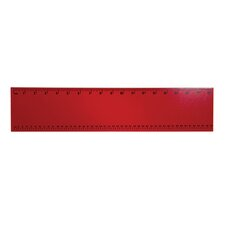 Ruler Wall Plaque