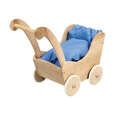 <strong>Guidecraft</strong> Doll Buggy in Natural