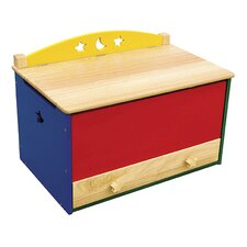 Moon and Stars Toy Box