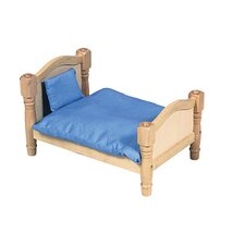 <strong>Guidecraft</strong> Doll Bed in Natural