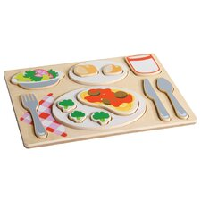 <strong>Guidecraft</strong> Italian Sorting Food Tray