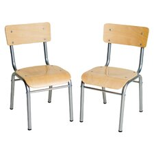 <strong>Guidecraft</strong> Audio Center Kid's Chairs (Set of 2)