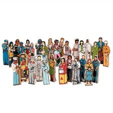 Career Association Figures Set (Set of 30)