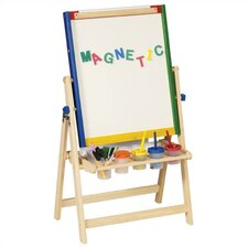 <strong>Guidecraft</strong> 4-In-1 Flipping Floor Easel