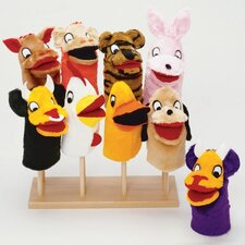<strong>Guidecraft</strong> Puppet Stand