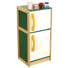 Color Bright Kitchen Refrigerator