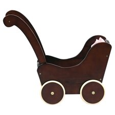 <strong>Guidecraft</strong> Doll Buggy in Espresso