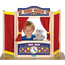 Dramatic Play Tabletop Theater