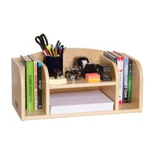 <strong>Guidecraft</strong> Classroom Furniture Low Desk Organizer