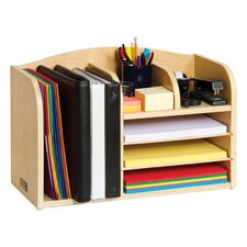 <strong>Guidecraft</strong> Classroom Furniture High Desk Organizer