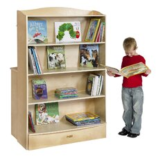 Classroom Furniture Double - Sided Display Center