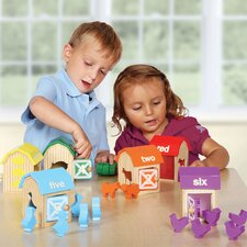 Manipulatives Barnyard Activity Boxes