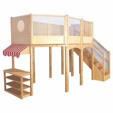 <strong>Guidecraft</strong> Loft Market Playhouse
