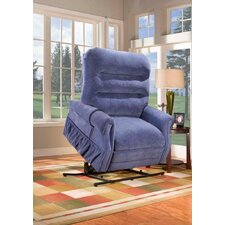 36 Series Three-Way Reclining Lift Chair - Fairview by Microfibers