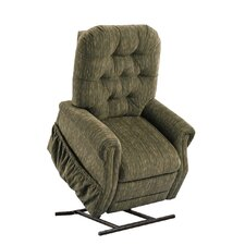 <strong>Med-Lift</strong> 25 Series Two-Way Reclining Lift Chair with Extra Magazine Pocket