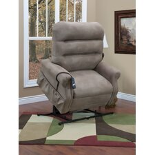 <strong>Med-Lift</strong> 36 Series Three-Way Reclining Lift Chair with Extra Magazine Pocket