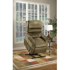 <strong>Med-Lift</strong> 50 Series Three-Way Reclining Lift Chair with Extra Magazine Pocket