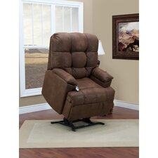 <strong>Med-Lift</strong> 5600 Series Wall-a-Way Reclining Lift Chair with Magazine Pocket
