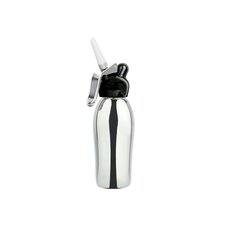 Dessert Chef 1 Pint Cream Whipper in PolishedStainless Steel