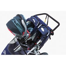 <strong>BOB</strong> Infant Car Seat Adapter for Duallie Double Strollers