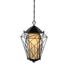 Wright Stuff 1 Light Foyer Pendant