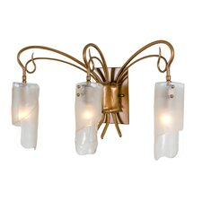 Soho Recycled 3 Light Bath Vanity Light