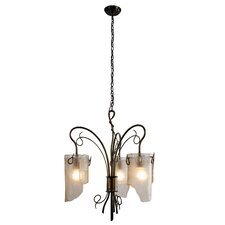 <strong>Varaluz</strong> Soho 3 Light Mini Chandelier
