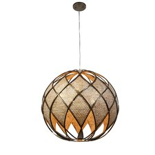 Argyle 5 Light DownLight Drum Foyer Pendant