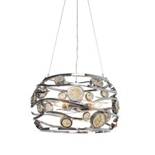 Swank 3 Light Pendant