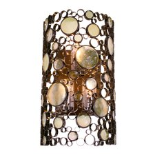 Fascination 3 Light Outdoor Wall Bracket