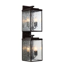 Mission You 4 Light Outdoor Wall Lantern