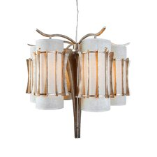 <strong>Varaluz</strong> Occasion 6 Light Chandelier