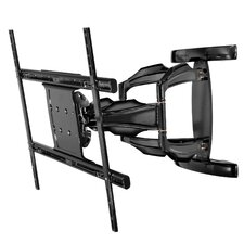 "SmartMount XX-Large Articulating Wall Bracket for 42-71"" Screens in Gloss Black"
