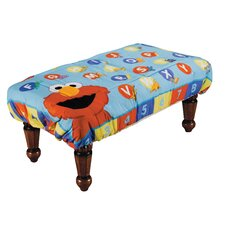 <strong>ABC Fun Pads</strong> Elmo Safety Table Cover