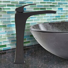 Single Hole Blackstonian Faucet with Single Handle
